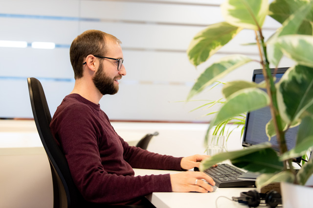 Member of the MARMIND customer support team