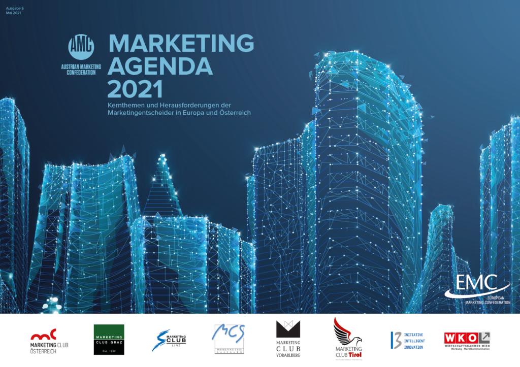 Umfrage unter Marketern zu Herausforderungen im Jahr 2021